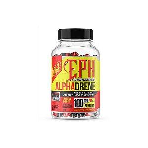 Termogênico EPH Alpha Drene 100 90 Caps -  Lethal Supplements