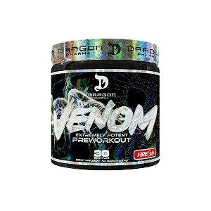 Pré-Treino Venom 30 Doses Nova Formula - Dragon Pharma