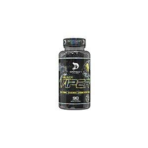 Novo Termogênico Black Viper 90 caps - Dragon Pharma
