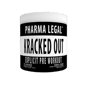 Pré-Treino Kracked out 30 Doses - Pharma Legal
