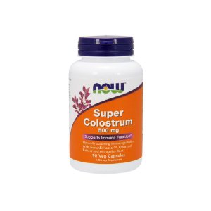 Super Colostrum 500mg 90caps - Now