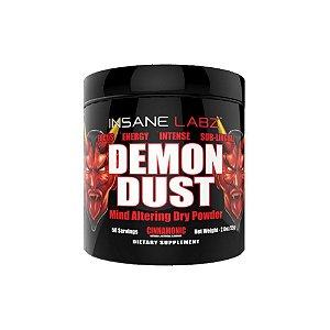 Pré-Treino Demon Dust 50 doses Sub Lingual - Insane Labz