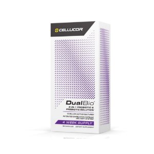 DualBio Probiótico 56Caps - Cellucor