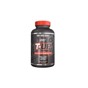 T-UP Mega Testosterone Booster 120 Caps - Nutrex