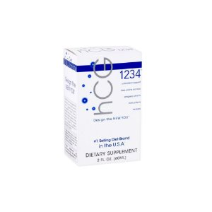 HCG 1234 Diet Drops , (60ml) -  Creative Bioscience