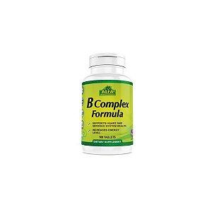 Complexo B Formula 100 Caps - Alfa