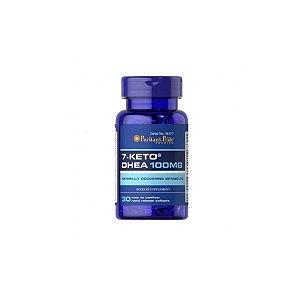 DHEA 7-Keto 100 mg - Puritans Pride