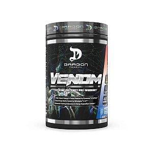 Pré-Treino Venom 300g 40 Doses - Dragon Pharma