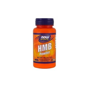 HMB Powder 90g - Now Foods