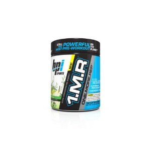 Pré-treino 1.MR Strength Series Muscle Builder 240g  30 Doses - BPI Sports