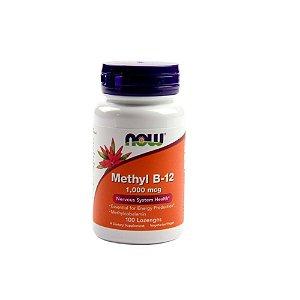 Methyl B-12 1000mcg 100Caps - Now