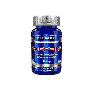 Caffeine 200mg 100caps - Allmax