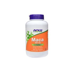 Maca 500 mg 250 Caps - Now
