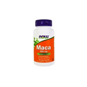 Maca 500 mg 100 Caps - Now