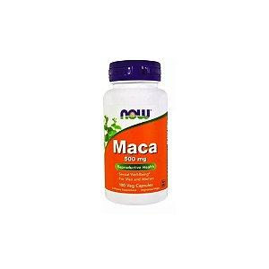 Maca 500 mg 100 Caps - Now