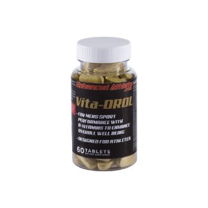 Multivitamínico Vita-Drol 60 Caps - Enhanced Athlete