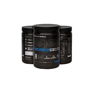 Pré-Treino Rage Alta Estimulação 330 g - Enhanced Athlete