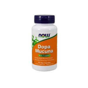Dopa Mucuna 90 Caps - Now