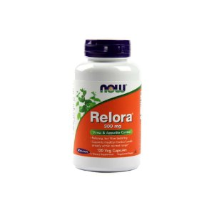 Relora 300 mg 120 Caps- Now Foods