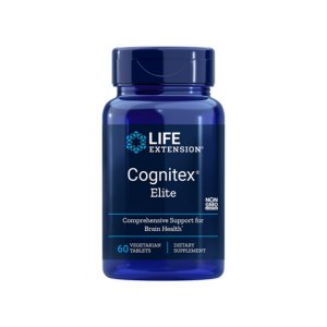 Cognitex Elite 60 Caps - Life Extension