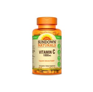 Vitamina C 1000 mg 133 Caps- Sundown Naturals