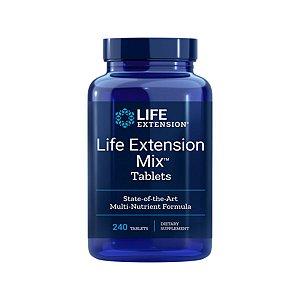 Mix Tablets 240 Caps - Life Extension