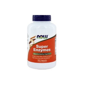 Super Enzymes 180 Caps - Now