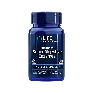 Enzimas Super Digestivas 60 Caps - Life Extension