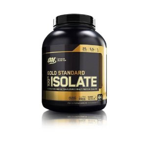 Gold Standard 100% Whey Isolate  1,32kg - Optimum Nutrition