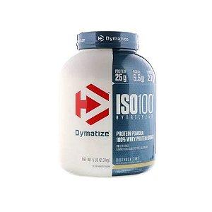 ISO100  2,3 kg - Dymatize Nutrition