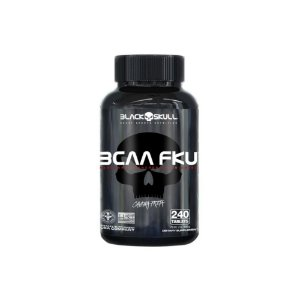 Bcaa FKU 240 Tablets - Black Skull