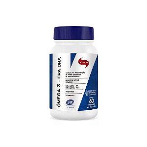 Omega 3 EPA DHA 60 Caps - Vitafor