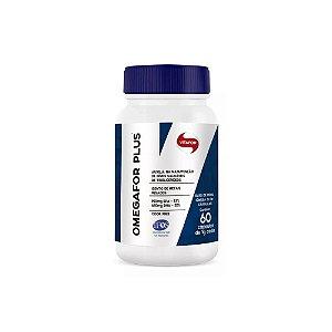 Ômega For Plus 60 Caps - Vitafor