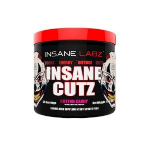 Termogênico Insane Cutz Powder 35 Doses - Insane Labz