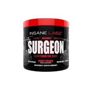 Surgeon BCAA Recovery 30 Doses -Insane Labz