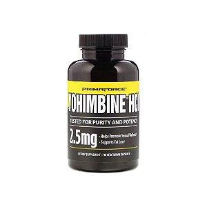 Yohimbine HCL 90 cápsulas - Primaforce