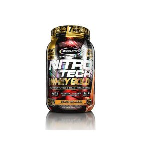 Nitrotech  Whey Gold 2,5 Lbs - Muscletech