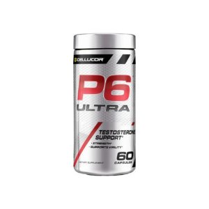 P6 Ultra 60 Caps - Cellucor