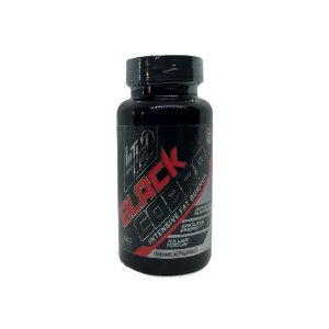 Termogênico Black Cobra 60 Cápsulas - Lethal Supplements