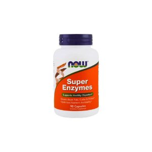 Super Enzymes 90 Caps - Now