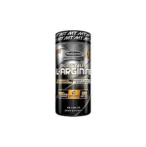 Platinum 100% L-Arginine 100Caps - MuscleTech