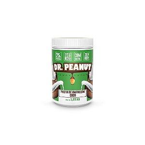 Pasta de Amendoim Coco Com Whey 1Kg - Dr. Peanut
