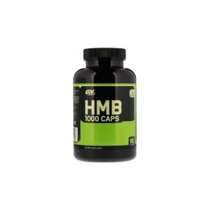 HMB 1000 Caps, 90 Cápsulas - Optimum Nutrition