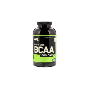 Bcaa  1000 Caps 400 Cápsulas - Optimum Nutrition