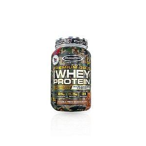 Whey Premium Gold Camuflado 2,5 Lbs - Muscletech