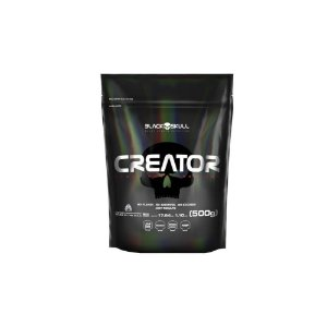 Creatina Creator 500g- Black Skull