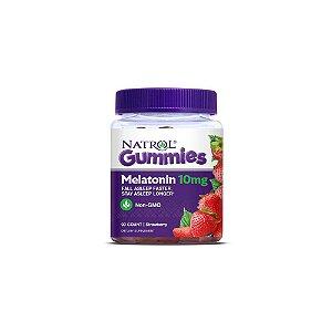 Melatonina Gummies 10Mg  90 Gomas - Natrol
