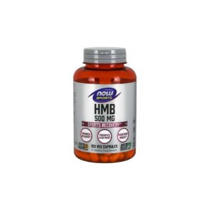 Hmb 500Mg 120Caps - Now