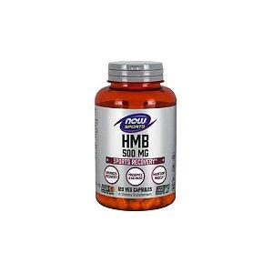 Hmb 500Mg 120Caps - Now