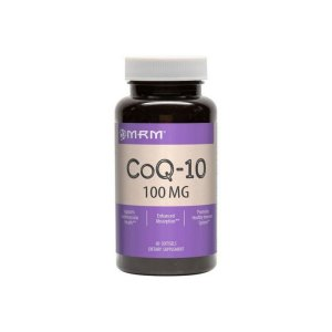 COQ10 100mg 60 Caps  - MRM
